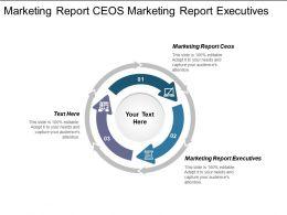 Marketing Report Ceos Marketing Report Executives Marketing Report Generator Cpb