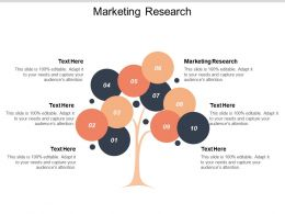 Marketing Research Ppt Powerpoint Presentation Infographic Template Brochure Cpb