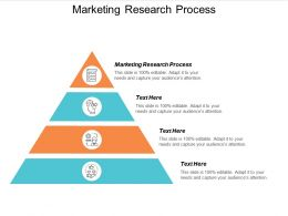 Marketing Research Process Ppt Powerpoint Presentation Infographics Portrait Cpb
