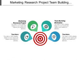Marketing Research Project Team Building Motivation Turnkey Projects Cpb