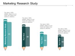 Marketing Research Study Ppt Powerpoint Presentation Inspiration Graphics Example Cpb