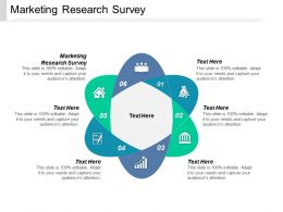 Marketing Research Survey Ppt Powerpoint Presentation Gallery Grid Cpb