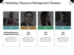 Marketing Resource Management Reviews Ppt Slides Background Designs Cpb