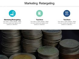 Marketing Retargeting Ppt Powerpoint Presentation Summary Icons Cpb