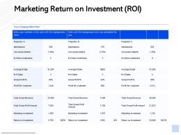 Marketing Return On Investment Roi Return On Investment Marketing Ppt Powerpoint Presentation Master
