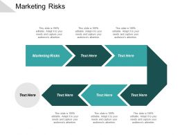 Marketing Risks Ppt Powerpoint Presentation Inspiration Graphics Pictures Cpb