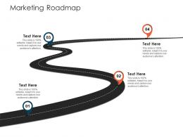 Marketing Roadmap Tender Management Ppt Summary