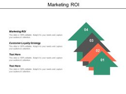 Marketing Roi Ppt Powerpoint Presentation Pictures Example Cpb