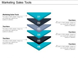 Marketing Sales Tools Ppt Powerpoint Presentation Icon Gridlines Cpb