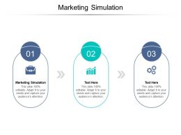 Marketing Simulation Ppt Powerpoint Presentation Layouts Good Cpb