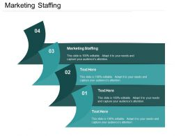 Marketing Staffing Ppt Powerpoint Presentation Icon Gallery Cpb
