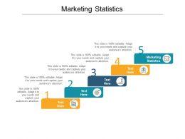 Marketing Statistics Ppt Powerpoint Presentation Ideas Example Cpb