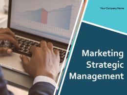 Marketing Strategic Management Powerpoint Presentation Slides