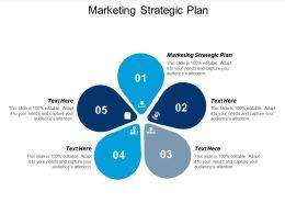 Marketing Strategic Plan Ppt Powerpoint Presentation Summary Skills Cpb