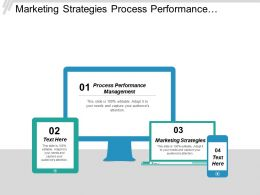 Marketing Strategies Process Performance Management Portfolio Management Paid Advertising Cpb