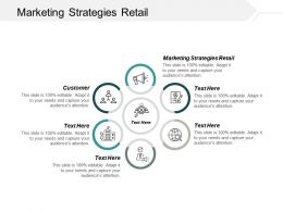 Marketing Strategies Retail Ppt Powerpoint Presentation Gallery Outfit Cpb