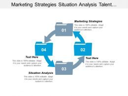 Marketing Strategies Situation Analysis Talent Management Performance Management Cpb