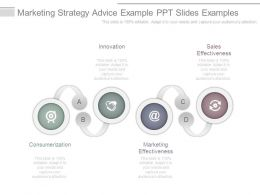 Marketing Strategy Advice Example Ppt Slides Examples