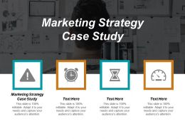 Marketing Strategy Case Study Ppt Powerpoint Presentation Ideas Good Cpb