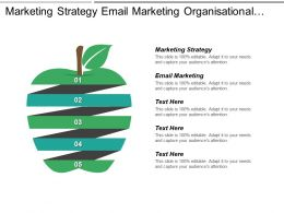 Marketing Strategy Email Marketing Organisational Structure Inventory Management Cpb
