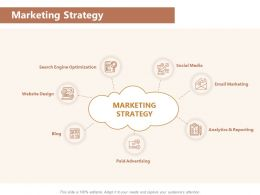Marketing Strategy Email Marketing Ppt Powerpoint Presentation Visual Aids Pictures