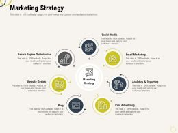 Marketing Strategy Engine Ppt Powerpoint Presentation Infographics