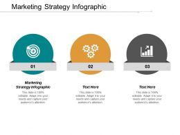Marketing Strategy Infographic Ppt Powerpoint Presentation Gallery Infographics Cpb
