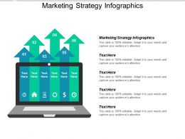 Marketing Strategy Infographics Ppt Powerpoint Presentation Gallery Ideas Cpb