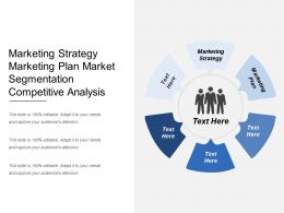Marketing Strategy Marketing Plan Market Segmentation Competitive Analysis