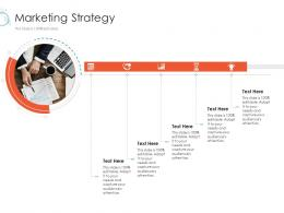 Marketing Strategy Online Marketing Tactics And Technological Orientation Ppt Icons