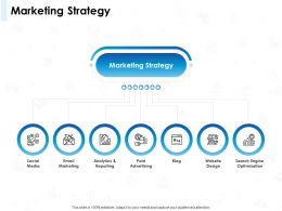 Marketing Strategy Paid Advertising Ppt Powerpoint Presentation Icon