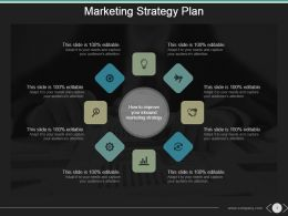 Marketing Strategy Plan Powerpoint Slide Presentation Guidelines