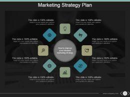 Marketing Strategy Plan Powerpoint Slide Presentation Guidelines