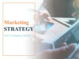 Marketing Strategy Powerpoint Presentation Slides