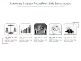 Marketing Strategy Powerpoint Slide Backgrounds