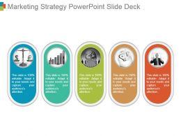 Marketing Strategy Powerpoint Slide Deck
