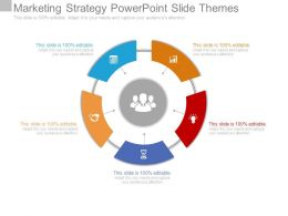 Marketing Strategy Powerpoint Slide Themes