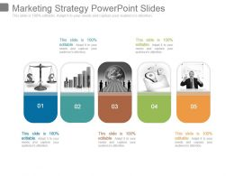 Marketing Strategy Powerpoint Slides