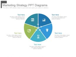 Marketing Strategy Ppt Diagrams