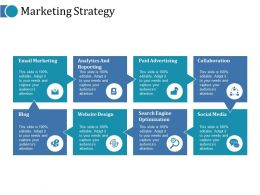 Marketing Strategy Ppt Gallery Example Topics