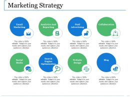 Marketing Strategy Ppt Ideas
