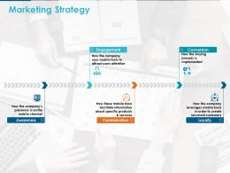 Marketing Strategy Ppt Powerpoint Presentation Icon Introduction