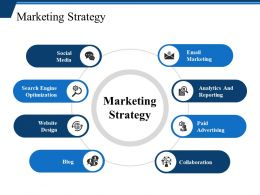 Marketing Strategy Ppt Slide Examples
