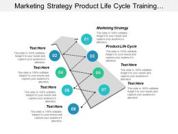 Marketing Strategy Product Life Cycle Training Development Strategy Cpb