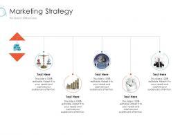 Marketing Strategy Slide Online Marketing Tactics And Technological Orientation Ppt Inspiration