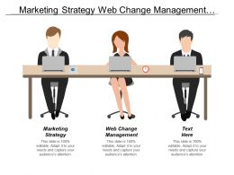 Marketing Strategy Web Change Management Conflict Management Strategies Cpb