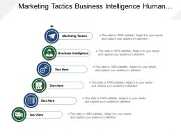 Marketing Tactics Business Intelligence Human Resources Manager Responsibilities Cpb