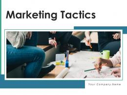 Marketing Tactics Organization Business Growth Customers Corporates