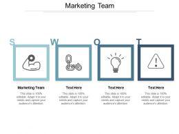 Marketing Team Ppt Powerpoint Presentation Ideas Summary Cpb