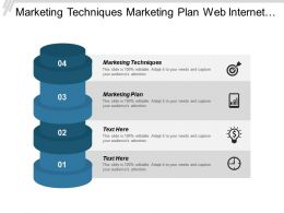 Marketing Techniques Marketing Plan Web Internet Marketing Business Plan Cpb